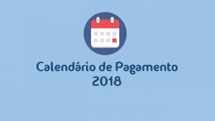 Prefeitura divulga calendário de pagamento de 2018 dos servidores