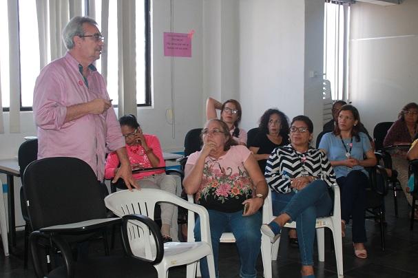 Câncer de mama e de colo de útero são tema de palestra na Semad