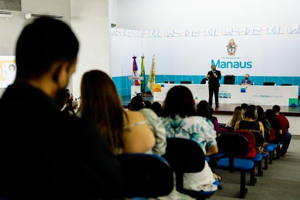 Prefeitura realiza encerramento da Semana Municipal de Valorização do Estagiário com evento cultural e premiações